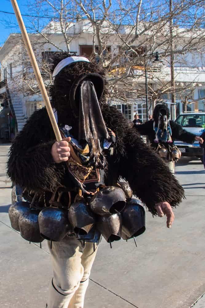 Skyros Carnival Geros