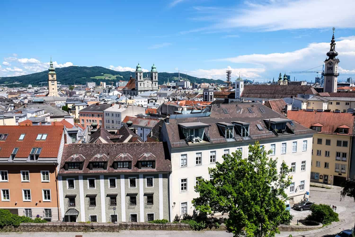 Linz, City of Arts, Upper Austria