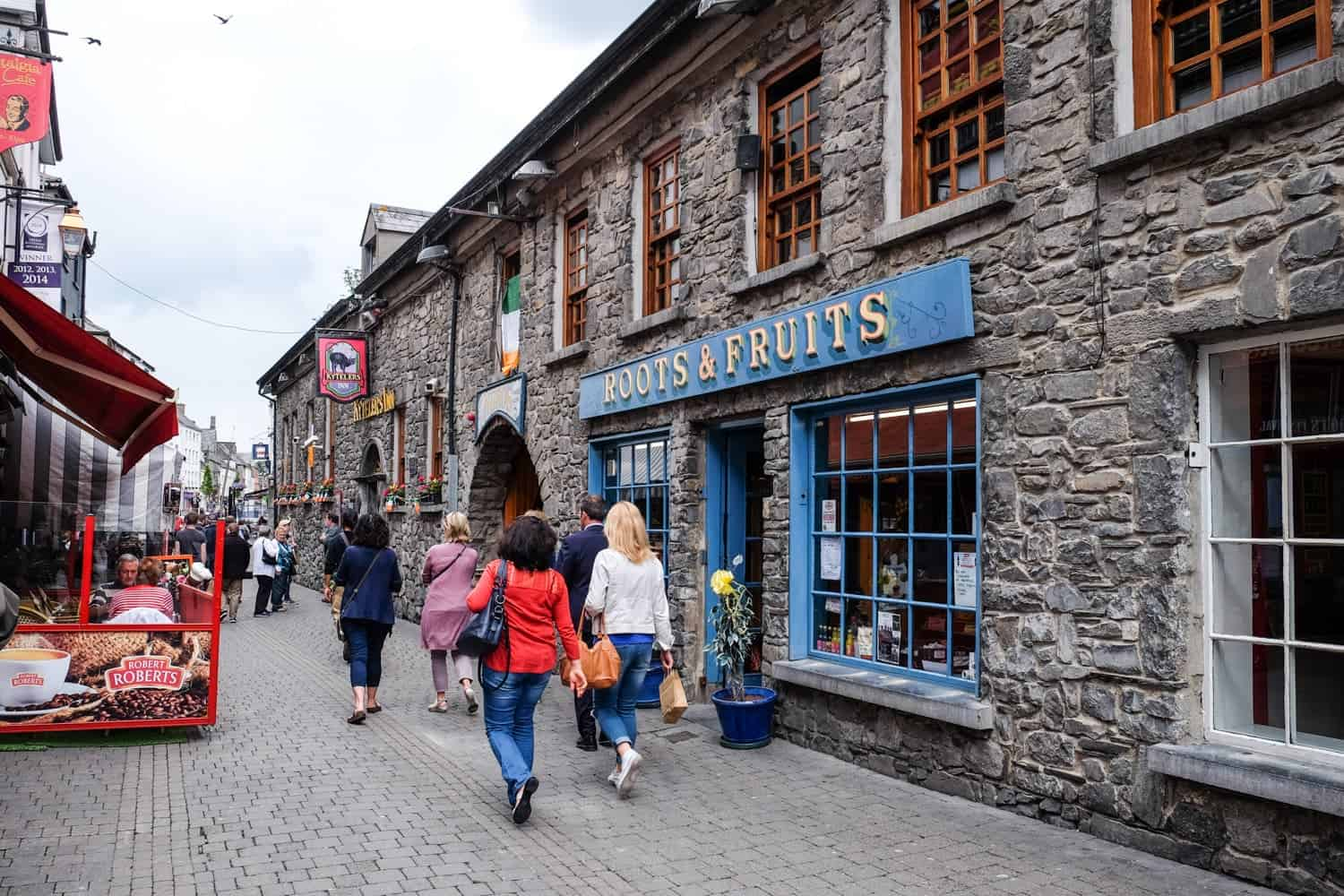 Kytelers Inn, Kilkenny, Ireland's Ancient East, Medieval Mile