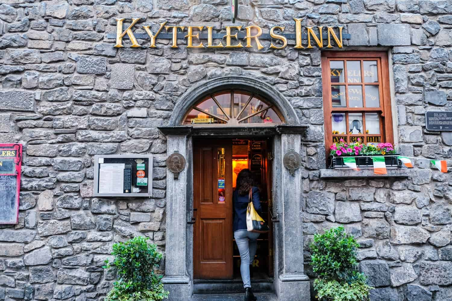 Kyterler's Inn, Kilkenny, Ireland's Ancient East, Medieval Mile