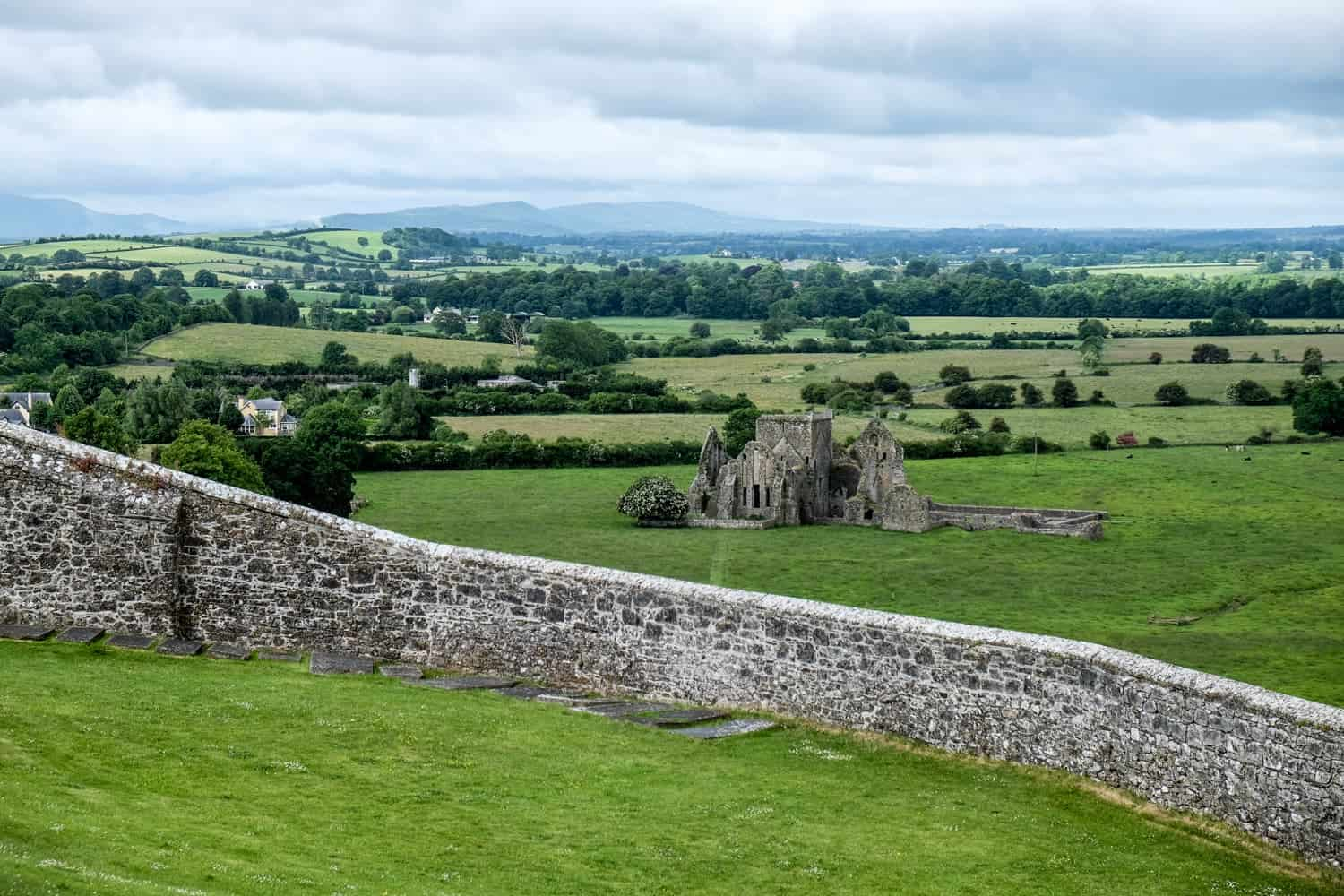 The Rock of Cashel, Hore Abbery, Tipperary, Ireland, Ireland's Ancient East