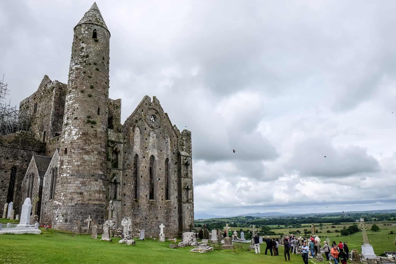 The Rock of Cashel, Tipperary, Ireland, Ireland's Ancient East