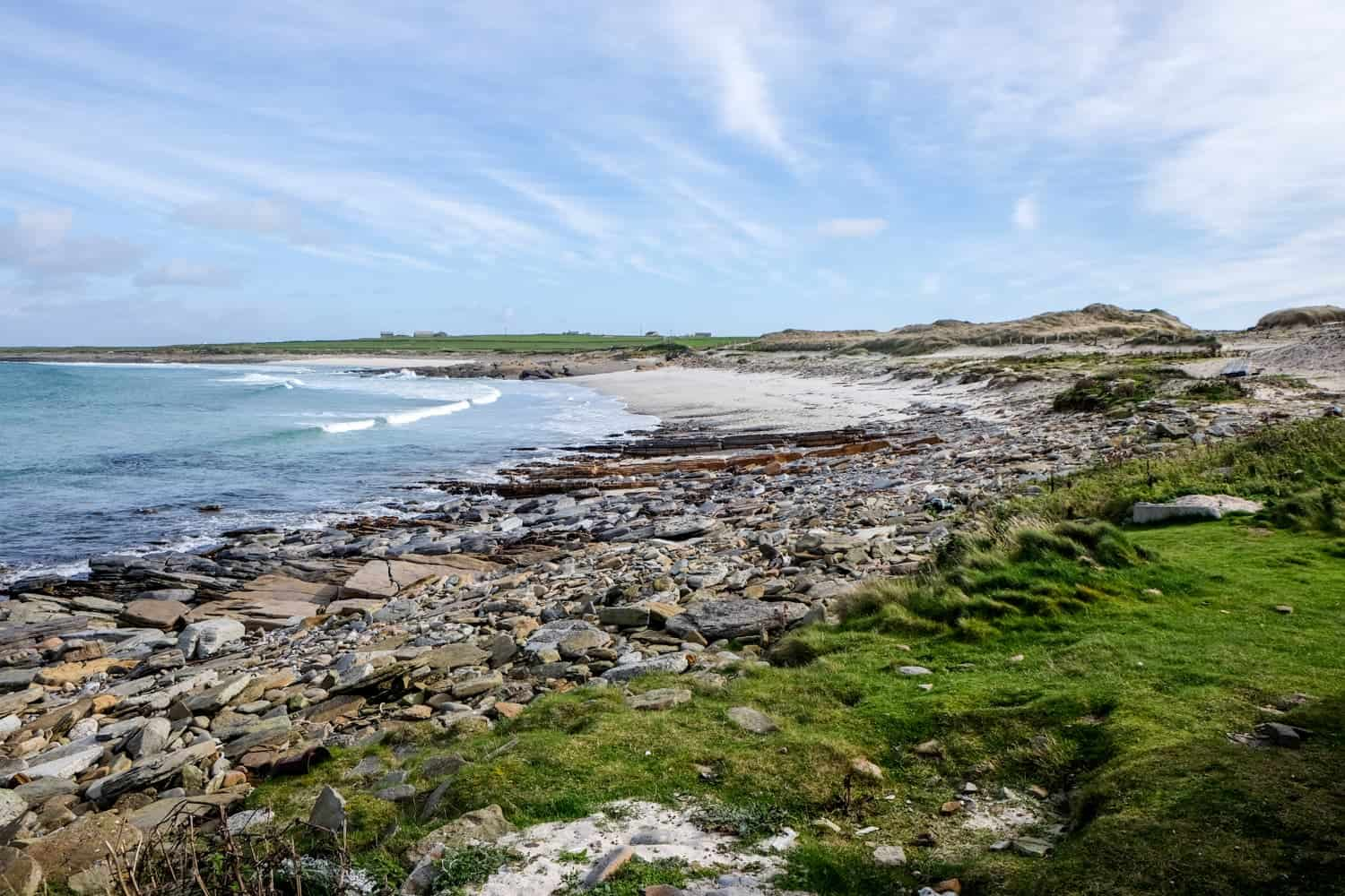 links of Noltland, Westray, Orkney, Scotland