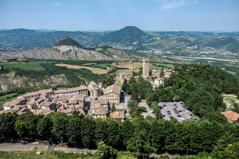 San Leo, San Marino day trip, Emilia Romagna, Italy