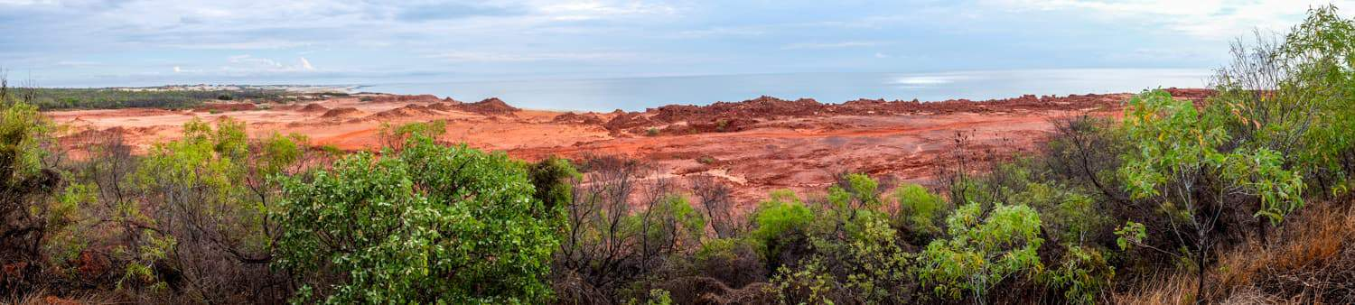 Cape Leveque, Aboriginal Communities in Kimberly Outback of Western Australia