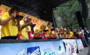 Competitive Eaters to Chew Through Annual Ben's Chili Eat ...