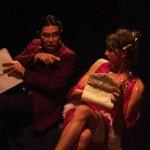 El teatro de Alfredo Aparicio (Reportaje)