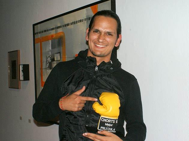 El cine de Gabriel La Cruz (Entrevista)