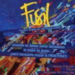 Fusil – Getunet/El Incinerador Teatro (Reseña)