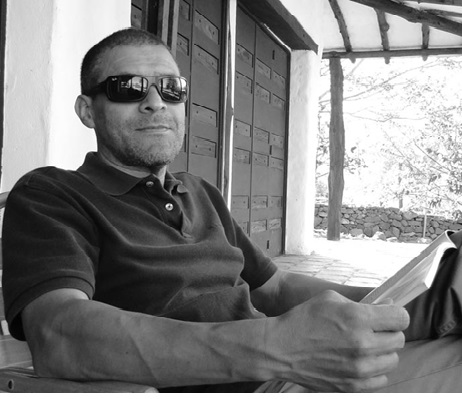 Pedro Alzuru en Bordes «Vacío y Devoración»