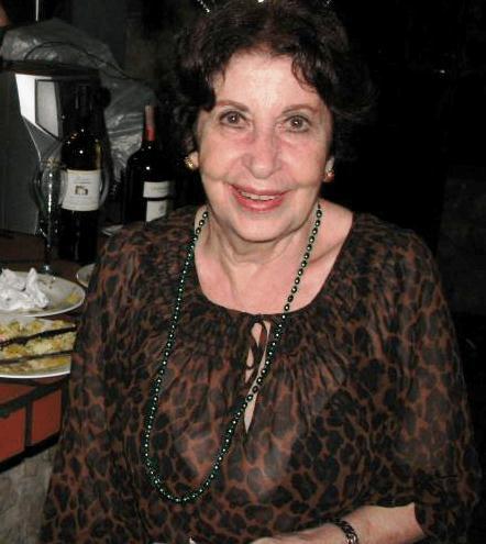AFreyaRodríguez de González, en la memoria