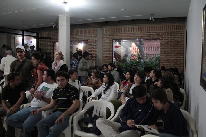Martes 29 de Julio 9:00 am– 12:00m / 2:00-6:00pm Taller de Realización Cinematográfica Museo del Táchira – Dirección de Cultura. 17 participantes.