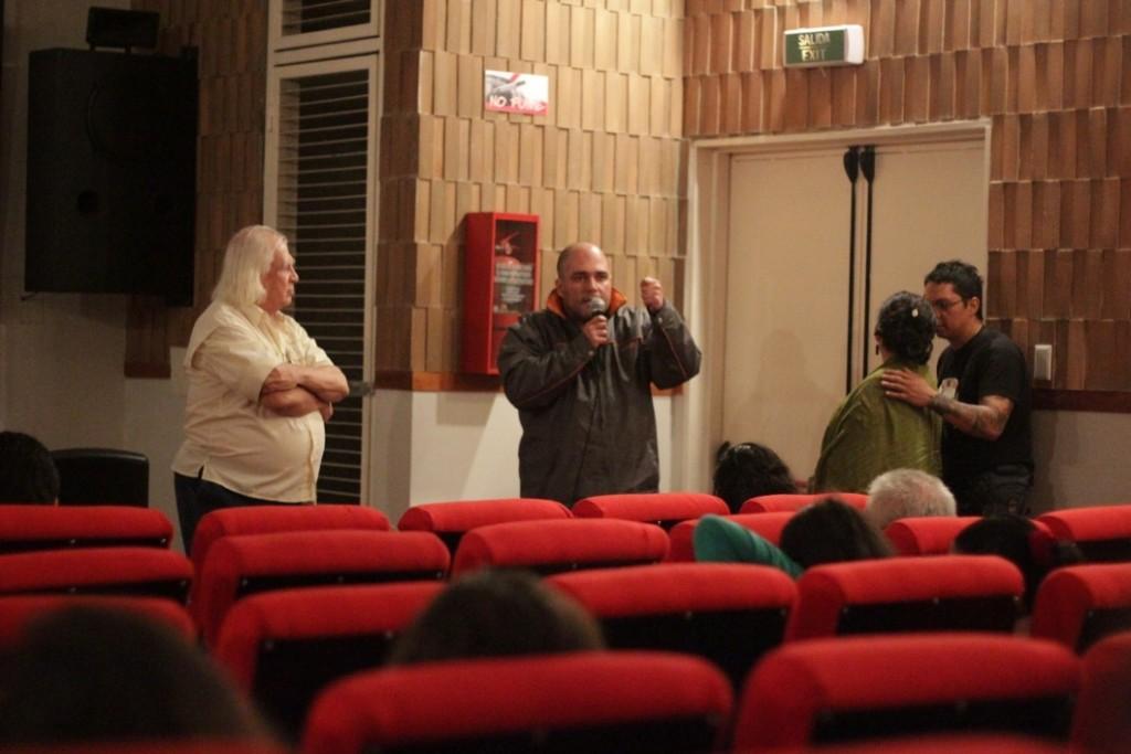Domingo 3 de Agosto 9:00 am– 12:00m Taller de Dirección de Actores para Cine con Gabriel La Cruz. Museo del Táchira – Dirección de Cultura. 18 participantes.