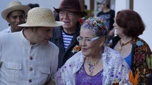 La boda de Aleafar de Las Flores. Foto: Daniel Cáceres.