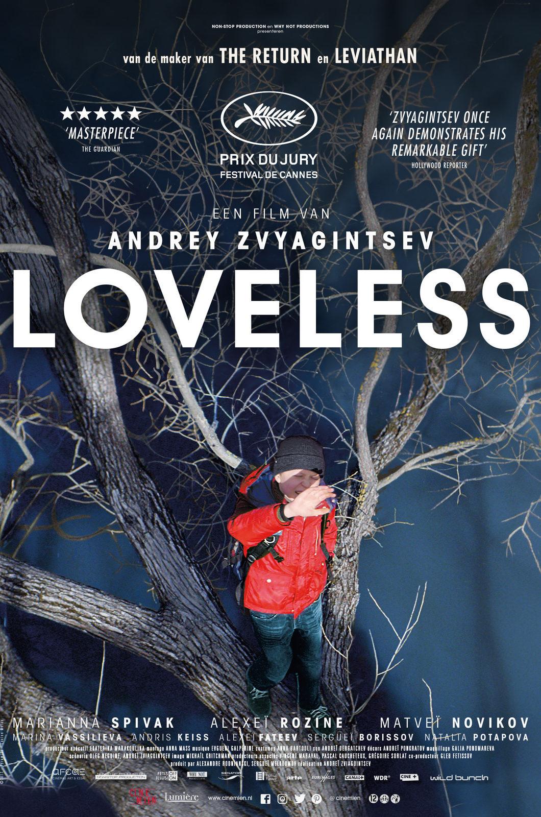 Loveless (2017), el desentendimiento de los sentimientos