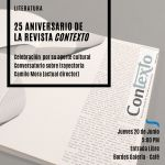 25 Años de la Revista 'Contexto'