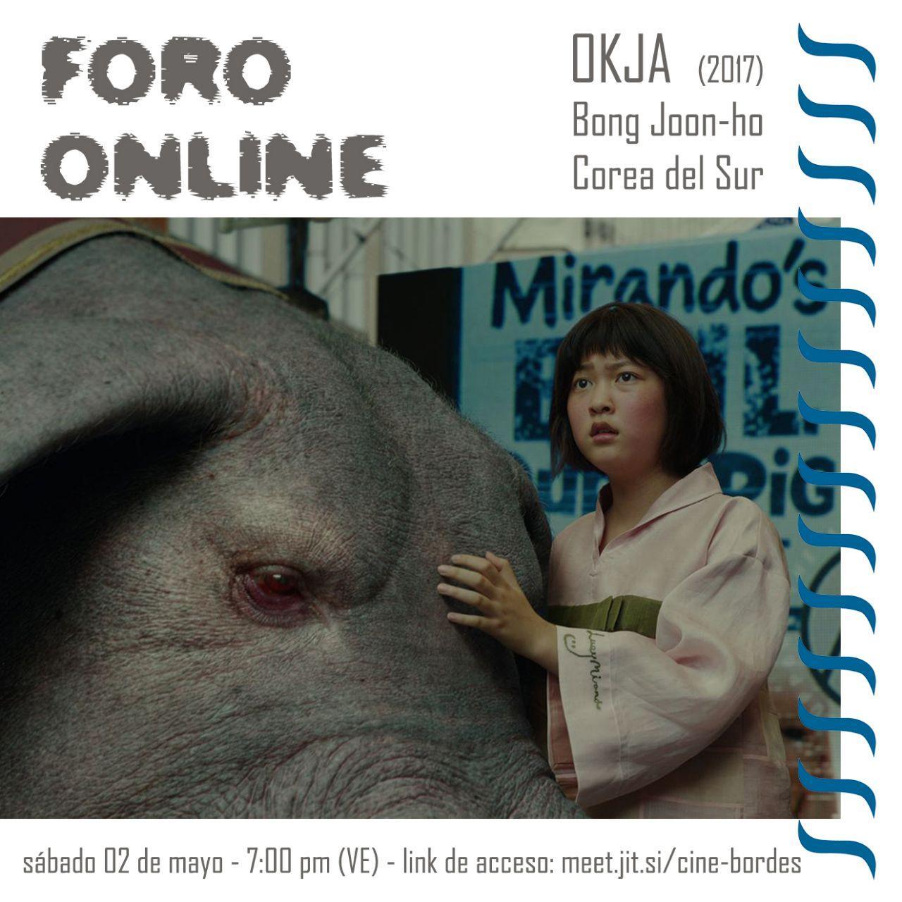 Encuentros virtuales para Cinéfagos en Cuarentena