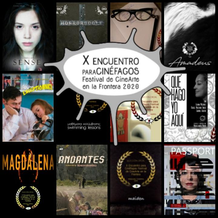 Selección Oficial – Encuentro para Cinéfagos 2020
