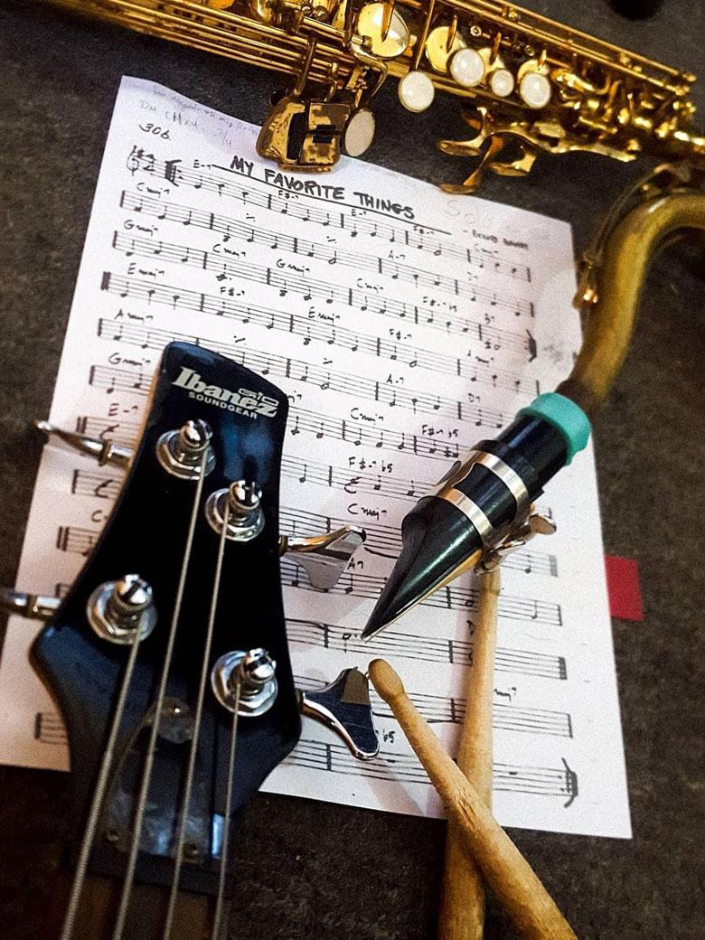 Jazz en vivo desde los Bordes con TUNISIA