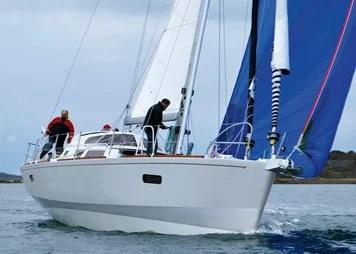 Boral 52 The High Comfort Cruising Yacht Boreal Yachts