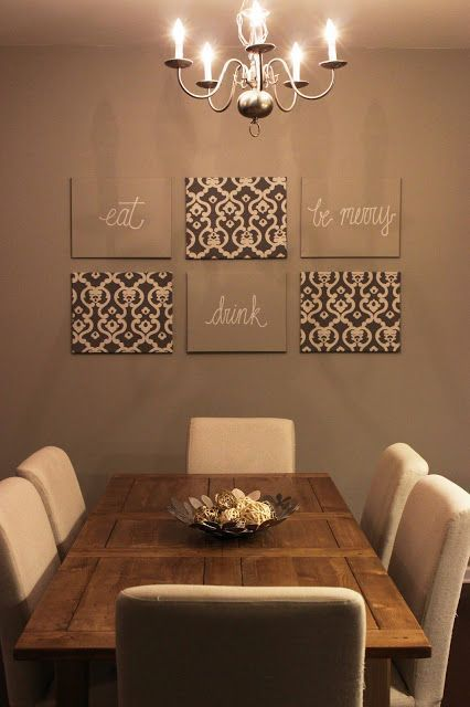 40 Beautiful Wall Art Ideas For Your Inspiration - Bored Art on Pinterest Wall Decor  id=43189