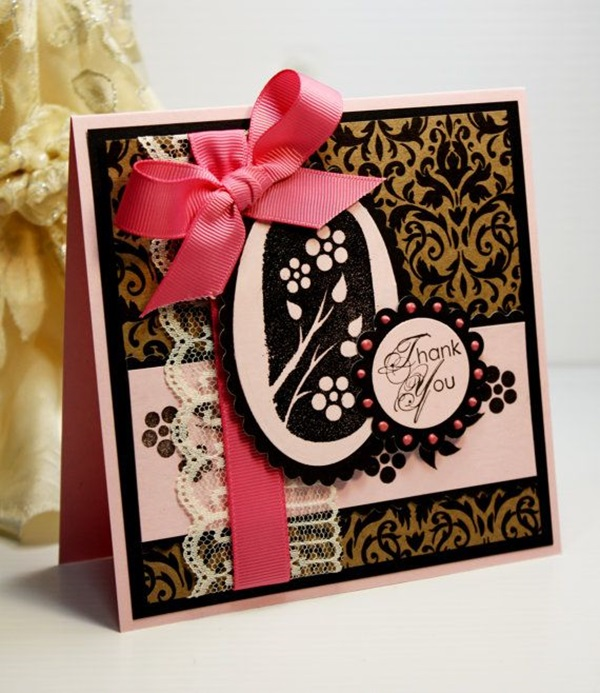 Several levers must be pulled to create the best greeting. 40 Handmade Greeting Card Designs