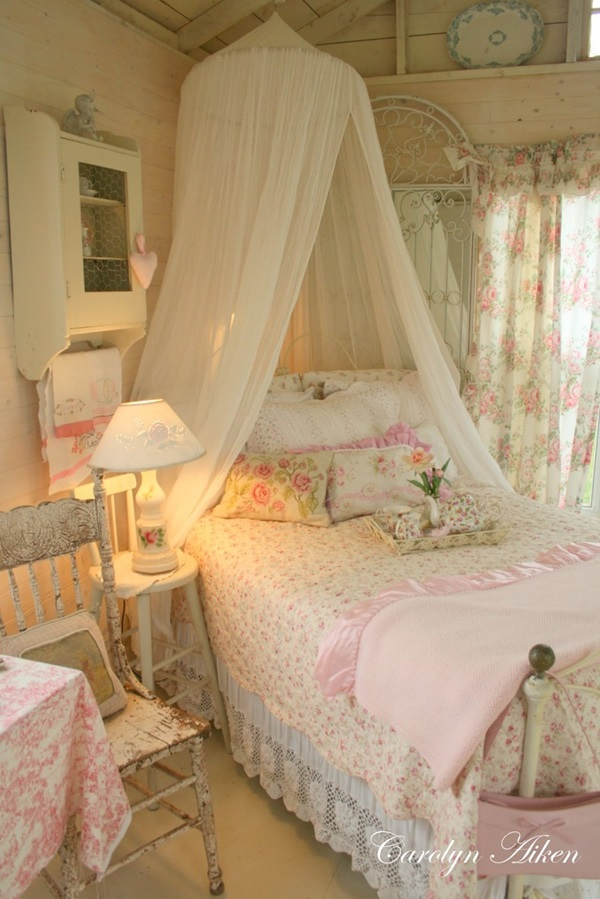 40 Comfy Cottage Style Bedroom Ideas on Comfy Bedroom  id=57400