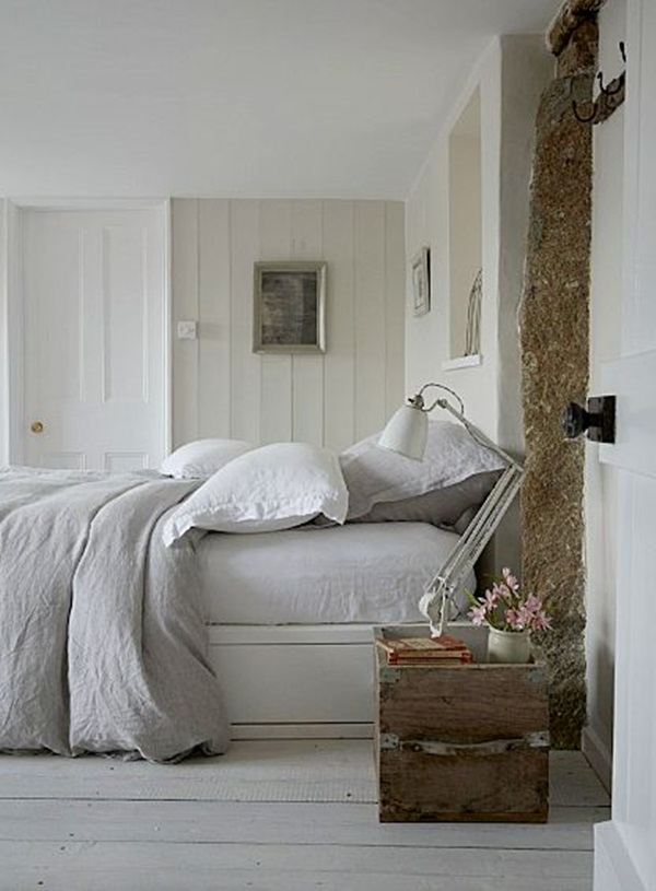 40 Comfy Cottage Style Bedroom Ideas on Comfy Bedroom  id=47477