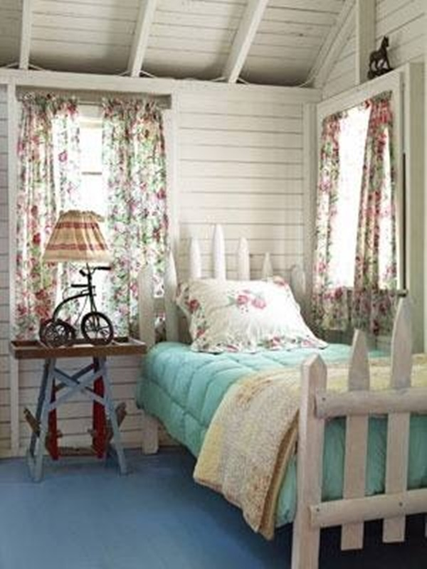 40 Comfy Cottage Style Bedroom Ideas on Comfy Bedroom  id=73544