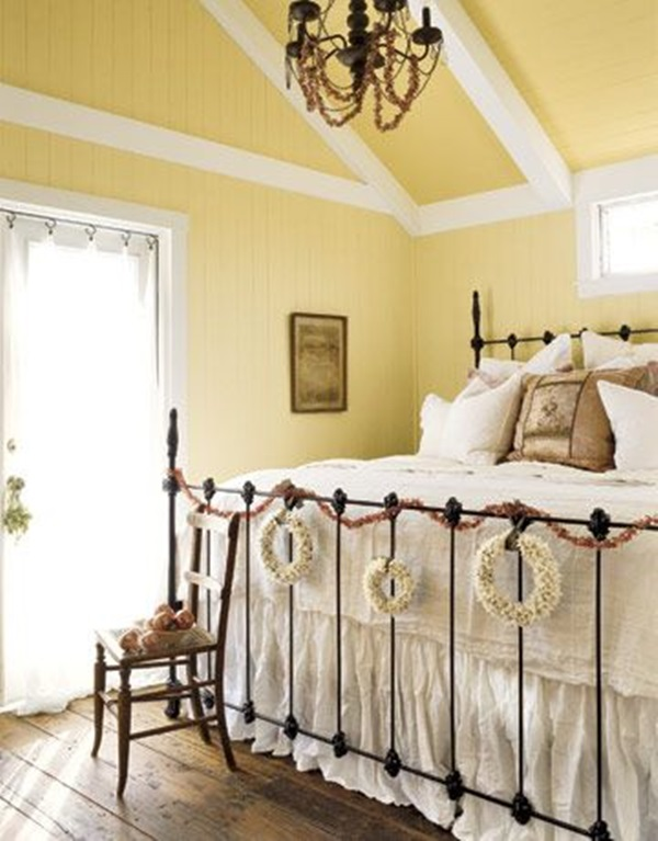 40 Comfy Cottage Style Bedroom Ideas on Comfy Bedroom  id=73346