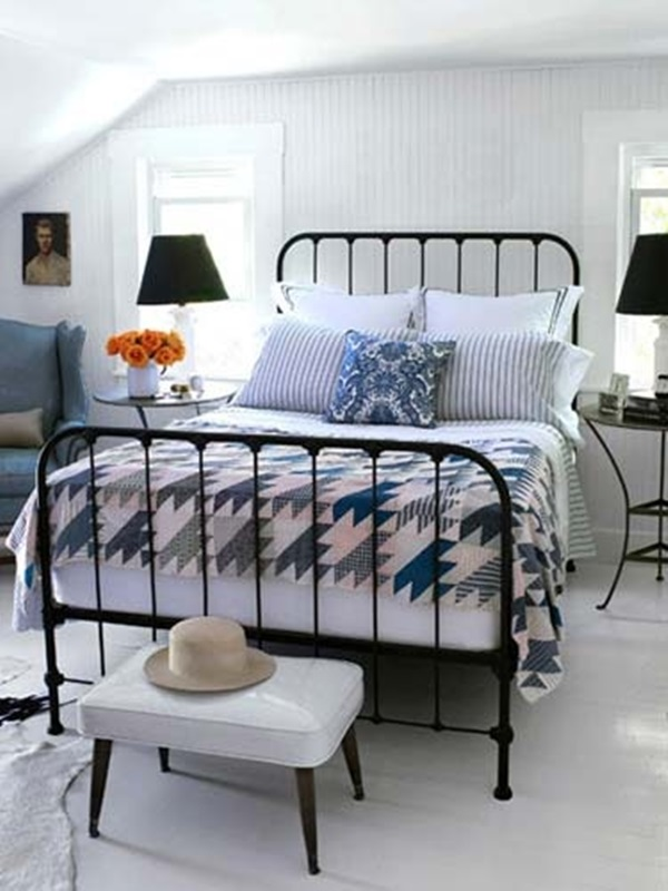 40 Comfy Cottage Style Bedroom Ideas on Comfy Bedroom  id=68074