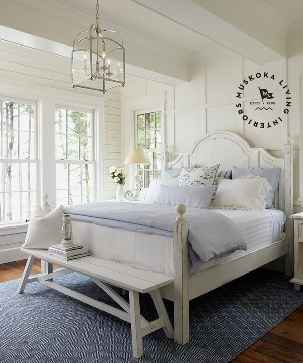 40 Comfy Cottage Style Bedroom Ideas on Comfy Bedroom Ideas  id=80922