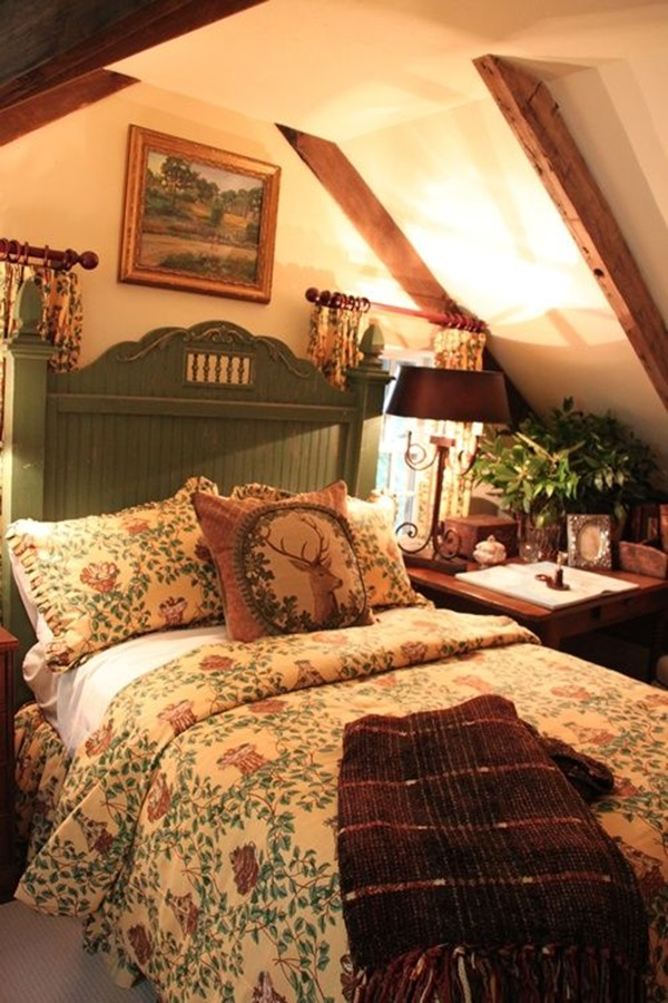 40 Comfy Cottage Style Bedroom Ideas on Comfy Bedroom  id=58350