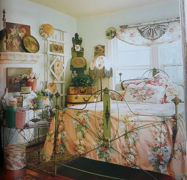 40 Comfy Cottage Style Bedroom Ideas on Comfy Bedroom Ideas  id=30995