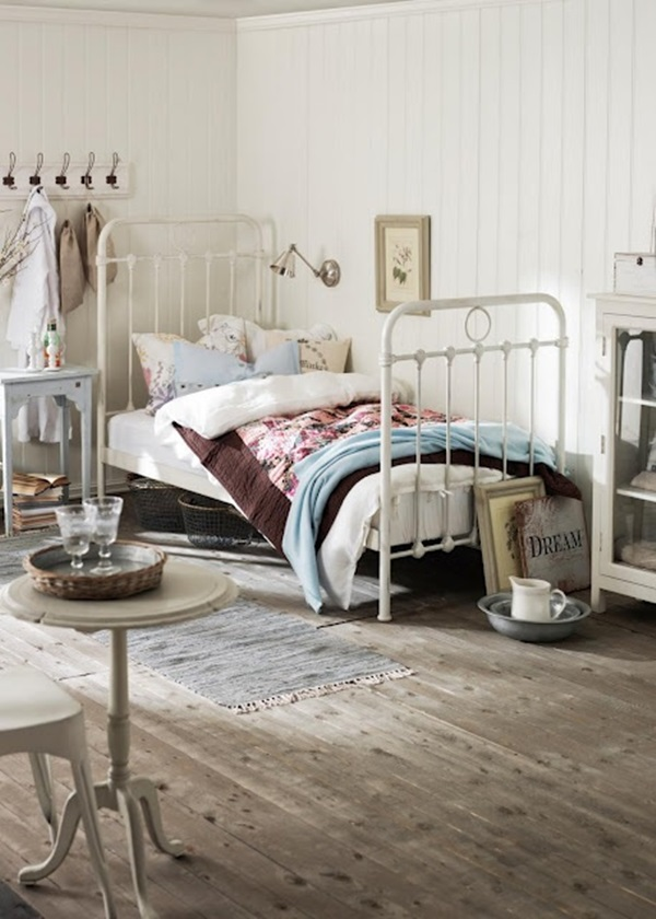40 Comfy Cottage Style Bedroom Ideas on Comfy Bedroom  id=19588