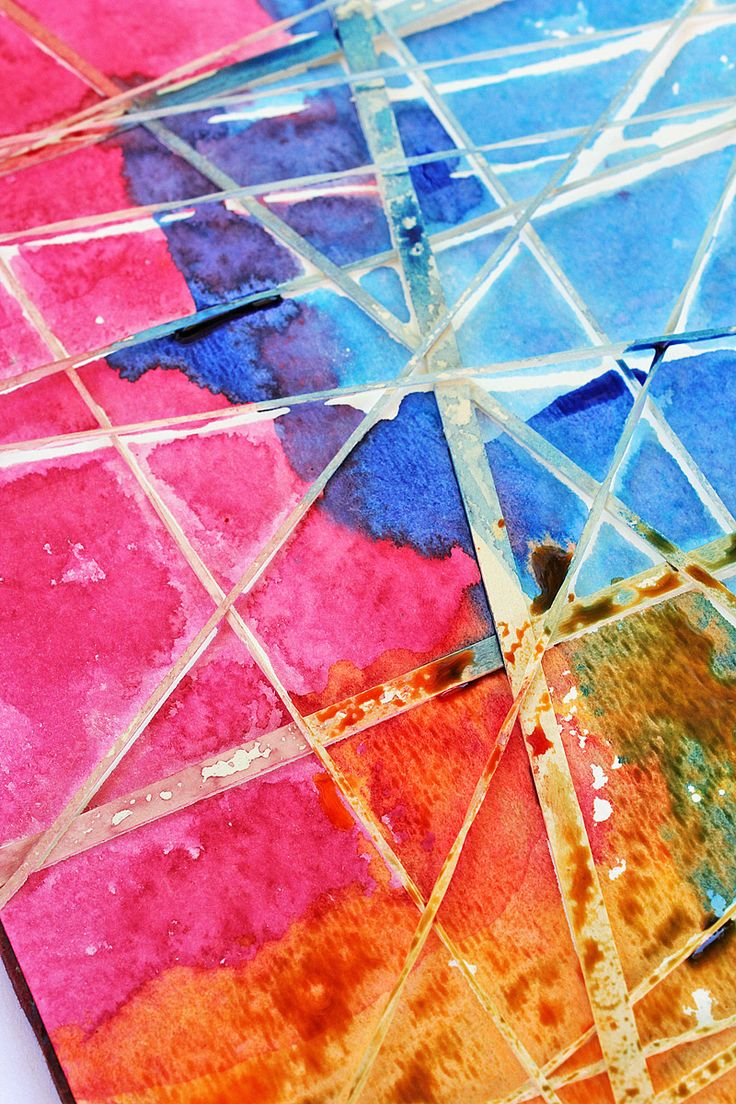 20 Easy Abstract Painting Ideas on Modern Painting Ideas  id=13688