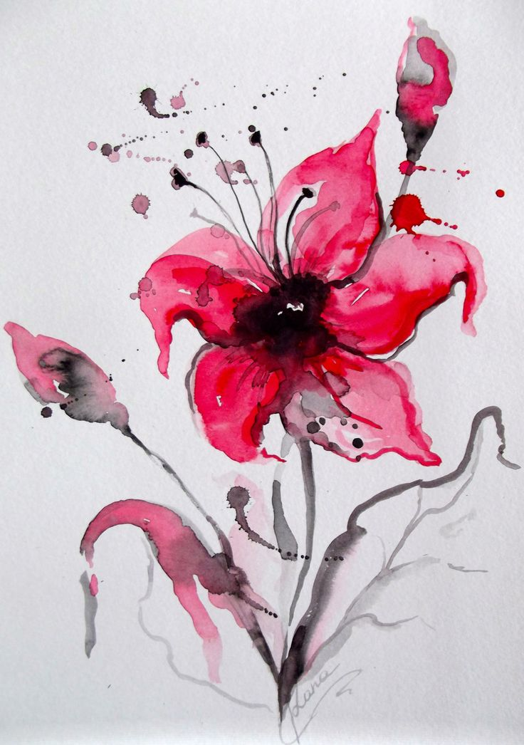 20 Easy Abstract Painting Ideas on Modern Painting Ideas  id=81242