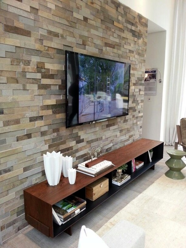 40 Unique TV Wall Unit Setup Ideas Bored Art