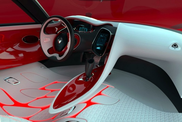 40 Inspirational Car Interior Design Ideas   Bored Art Inspirational Car Interior Design Ideas  24