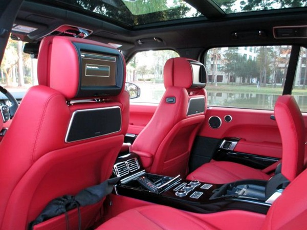 Car Interior Decor Ideas