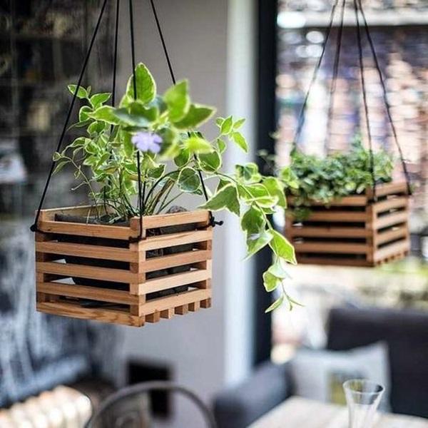 40 Elegant DIY Hanging Planter Ideas For Indoors - Bored Art on Plant Hanging Ideas  id=63104