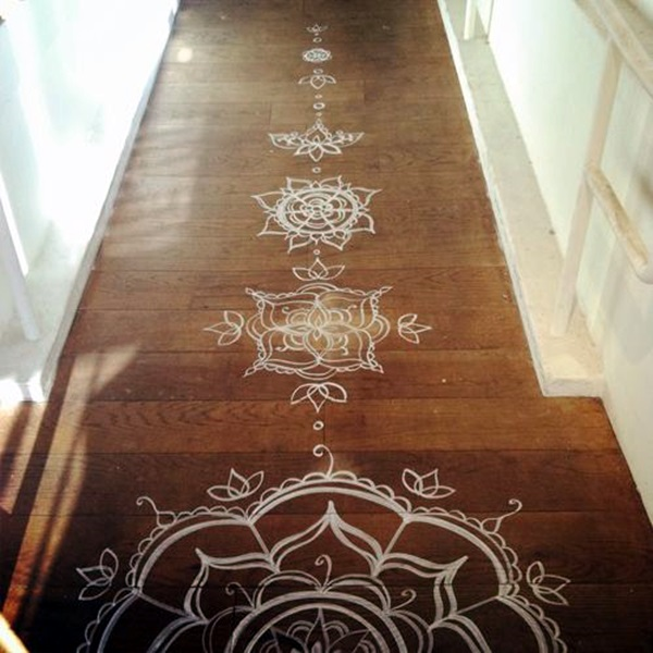 Old Painting Wood Floors