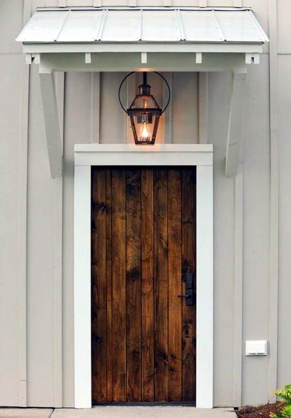 Entry door overhang ideas eventshaper