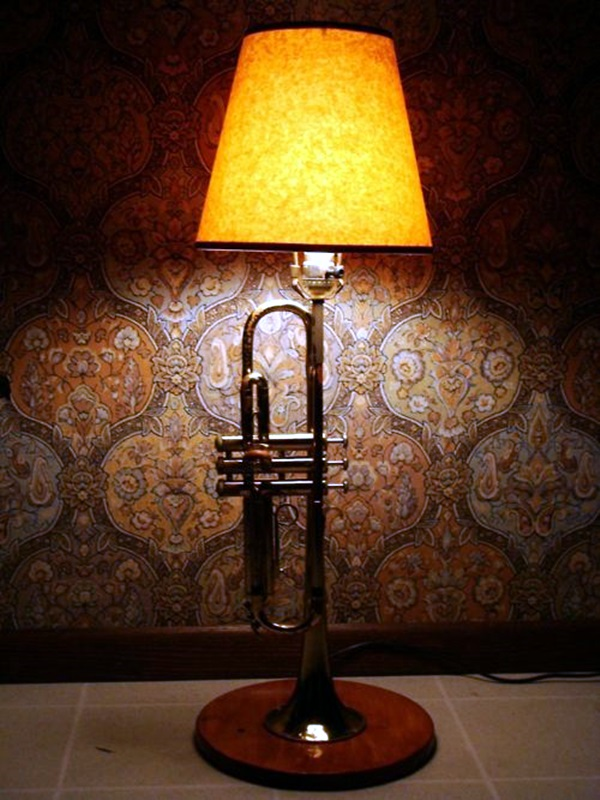 40 Recycled Lamps That Are Border Line Genius