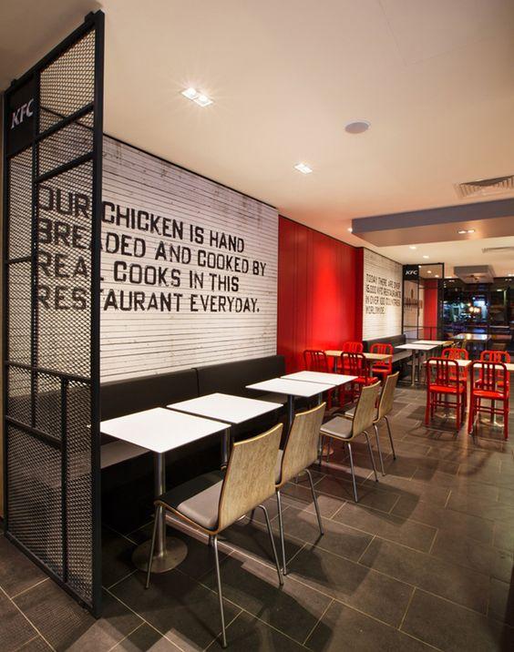 Fast Food Restaurant Interior Design Concepts | Psoriasisguru.com