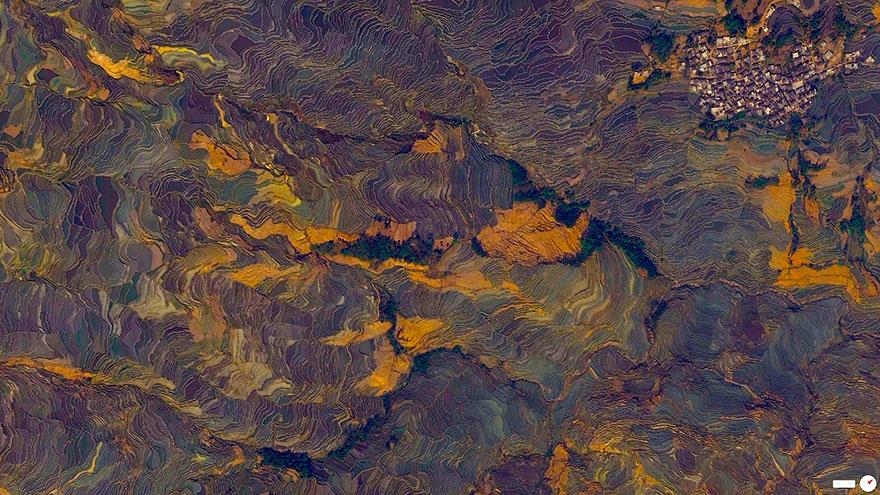 satélite aéreas-fotos-de-tierra-28