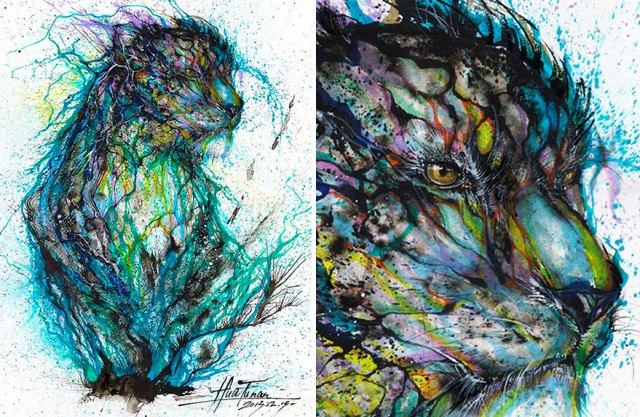 pinturas-salpicadas-animales-hua-tunan (3)