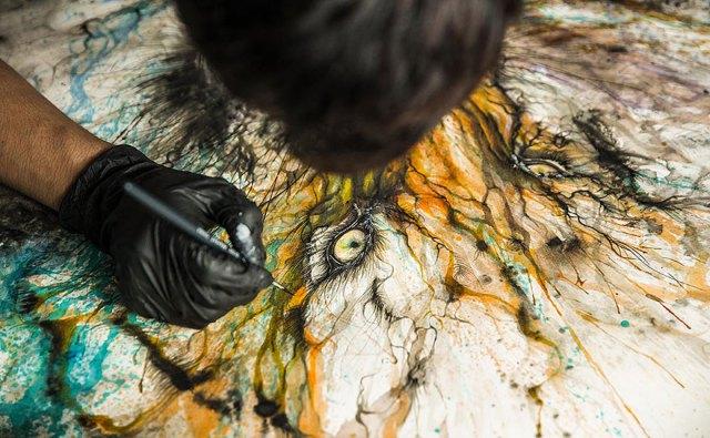 pinturas-salpicadas-animales-hua-tunan (5)