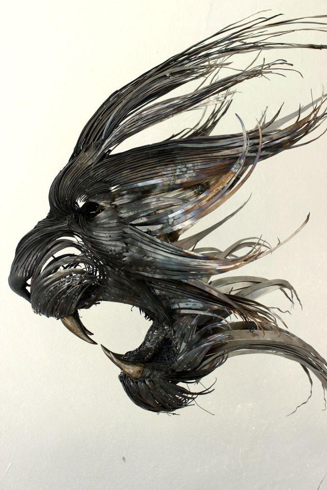 mascaras-animales-metal-selcuk-yilmaz (6)