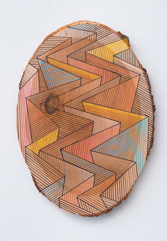 pintura-hipnotica-pedazos-madera-jason-middlebrook (7)